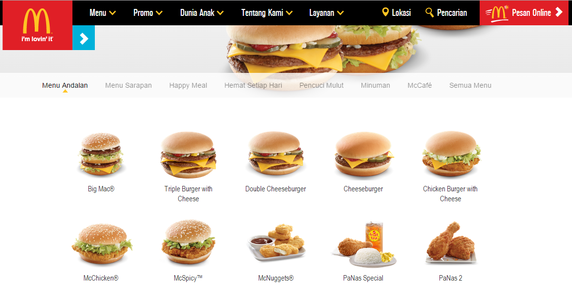 Promo McDonalds dan Diskon