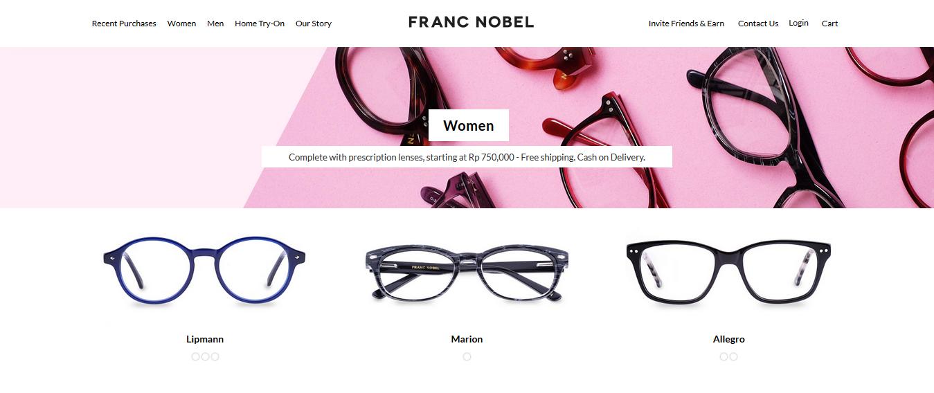 kode voucher promo franc nobel untuk diskon gede-gedean. franc nobel promo code eksklusif di DiskonAja
