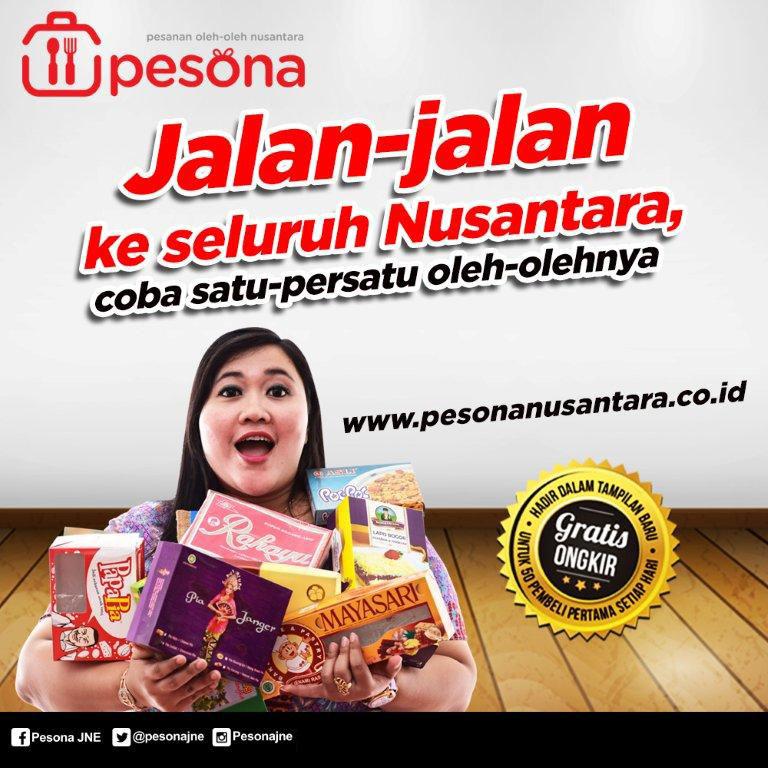 Kode Voucher Pesona Nusantara Promo dan Diskon