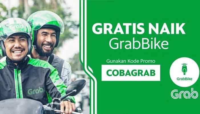 Promo Grabcar dan Grabbike Diskonaja.com