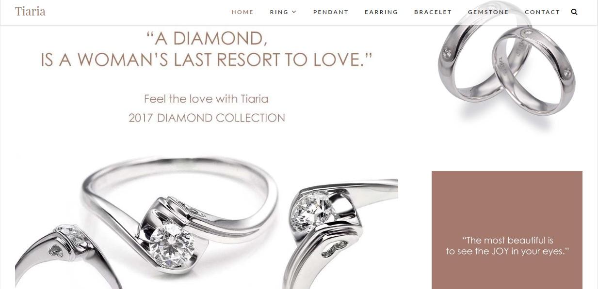 Kode Voucher Tiaria Jewelry