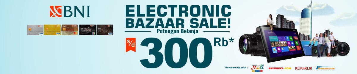 Bazaar Elektronik 2019