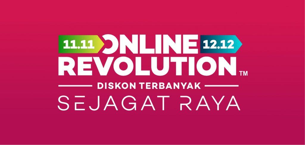Promo 11.11 - Promo Online Revolution 2017