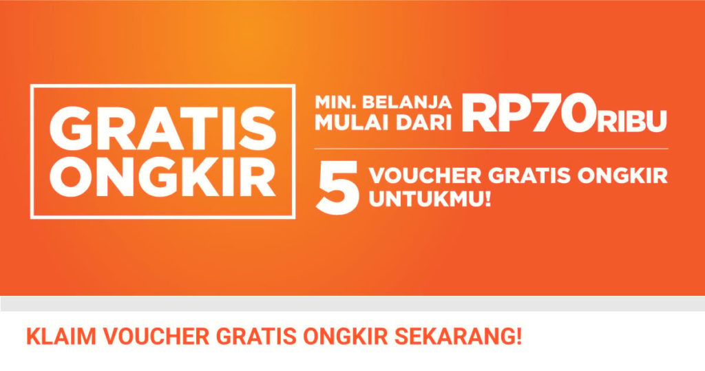Promo Shopee Indonesia