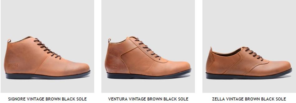 Gunakan promo voucher brodo untuk sepatu kulit