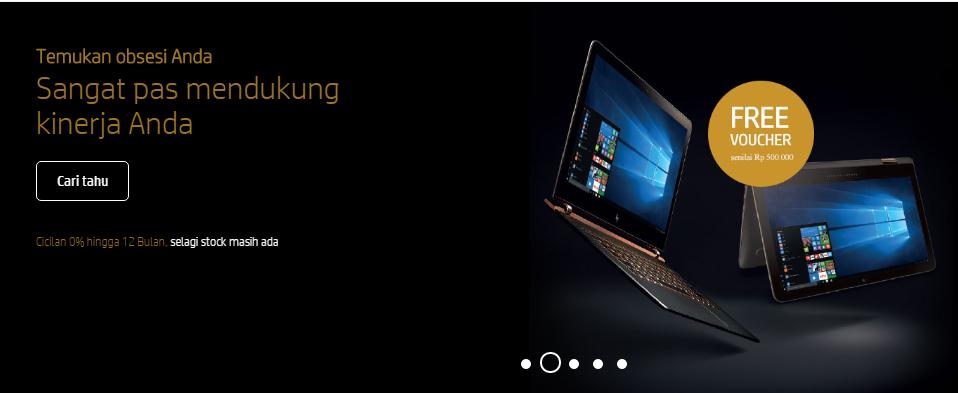 promo laptop hp terbaru di DiskonAja. Dapatkan diskon laptop besar-besaran