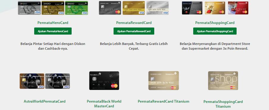 promo kartu kredit permata