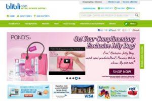 Kode Voucher Blibli Online Shop