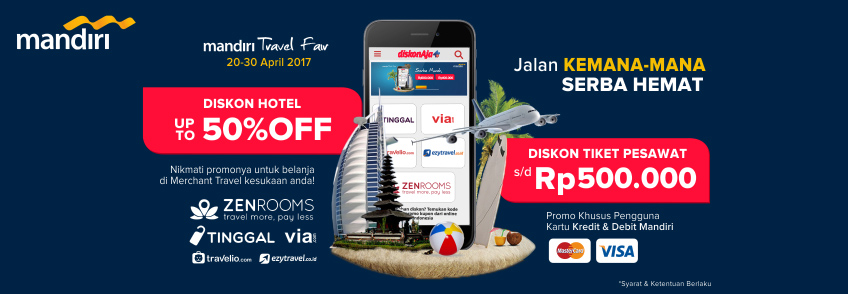 Mandiri Travel Fair