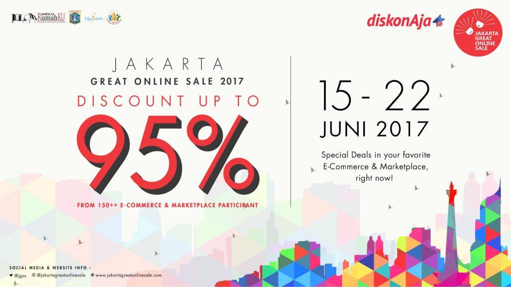 Jakarta Great Online 2017