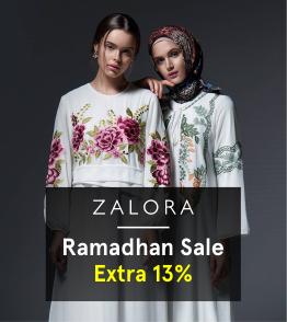 Ramadhan Sale Diskon 13%  All Item