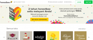 kode voucher honestbee
