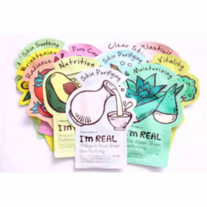 Tony Moly I\'m Real Mask Sheet