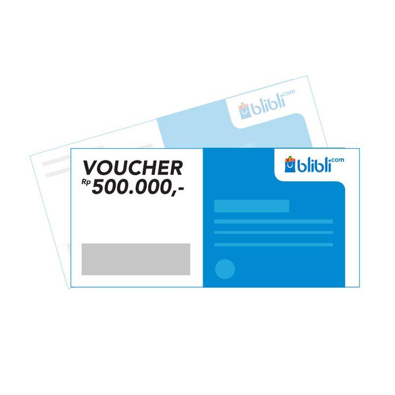 Cara Menggunakan Voucher Blibli