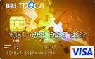 Ajukan BRI Touch Visa Gold, Diskon 40% di McDonald\'s untuk pemesanan McDelivery