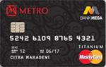 Ajukan kartu Kredit Bank Mega, Belanja di Carrefour & Transmart Seluruh Indonesia, Diskon 10%