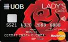 Applied UOB Lady\'s Card 3x Poin Reward untuk transaksi Fashion