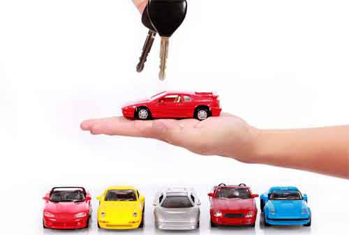 Ajukan Kredit Mobil Baru Online