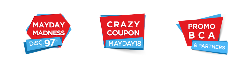 mayday promo