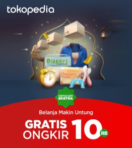 Tokopedia FREE Ongkir Spesial Official Store ( Fashion, Elektronik & Komputer )