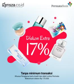 Promo merdeka, Gratis voucher Lensza extra 17% untuk produk Soflens pilihan