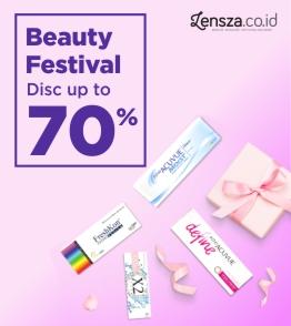 September Sale Lensza diskon hingga 70%