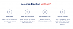 Cash Back Pluto