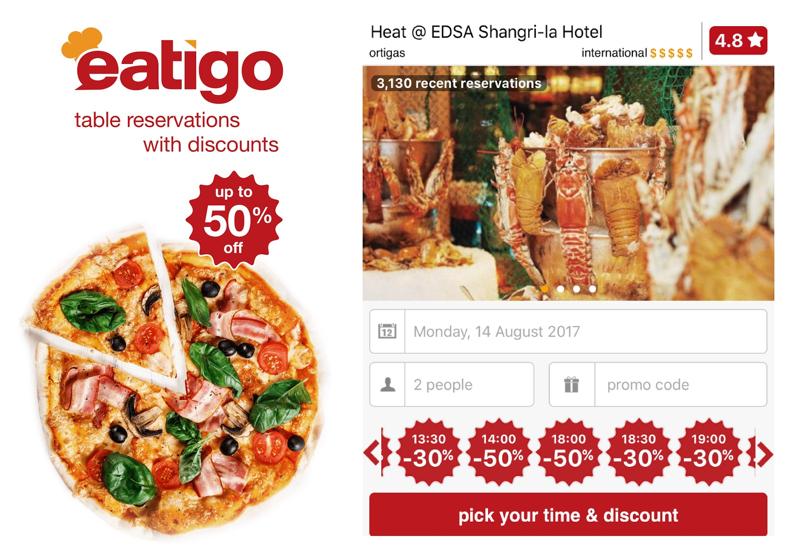Voucher eatigo