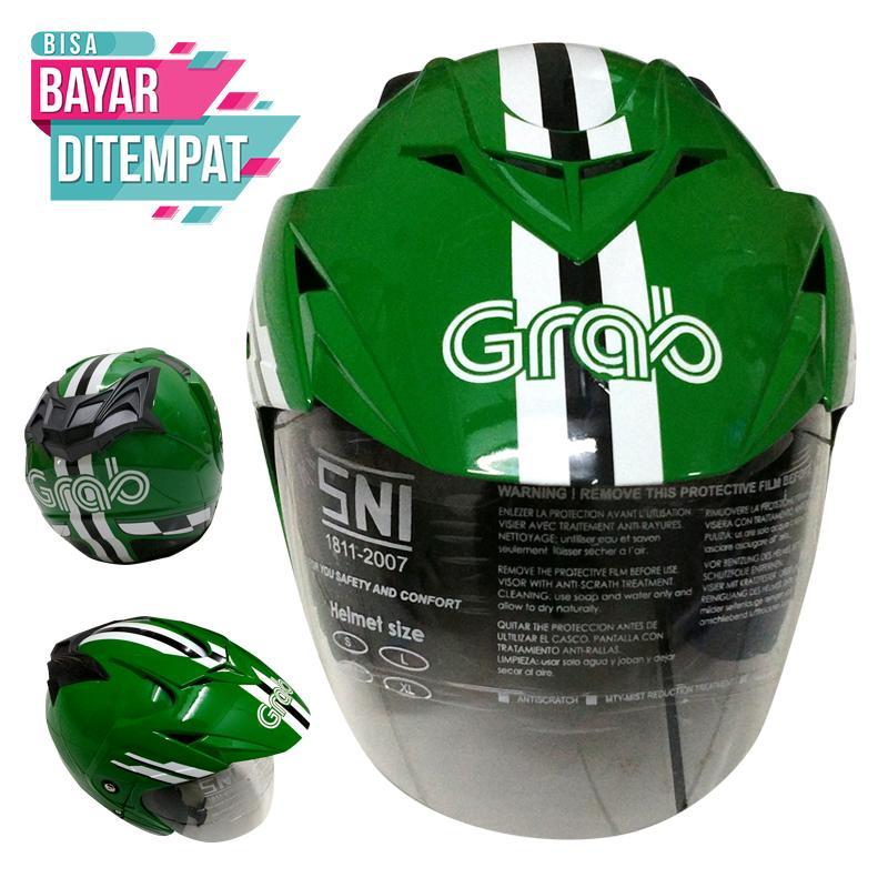 Helm Grab Rp115.000