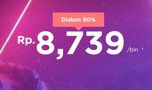 Diskon Hingga 90%