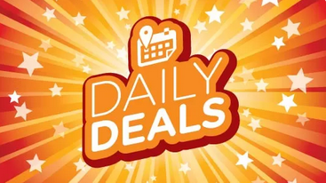 Daily Deals 80%