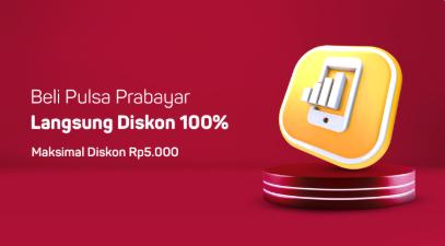 Diskon 100%