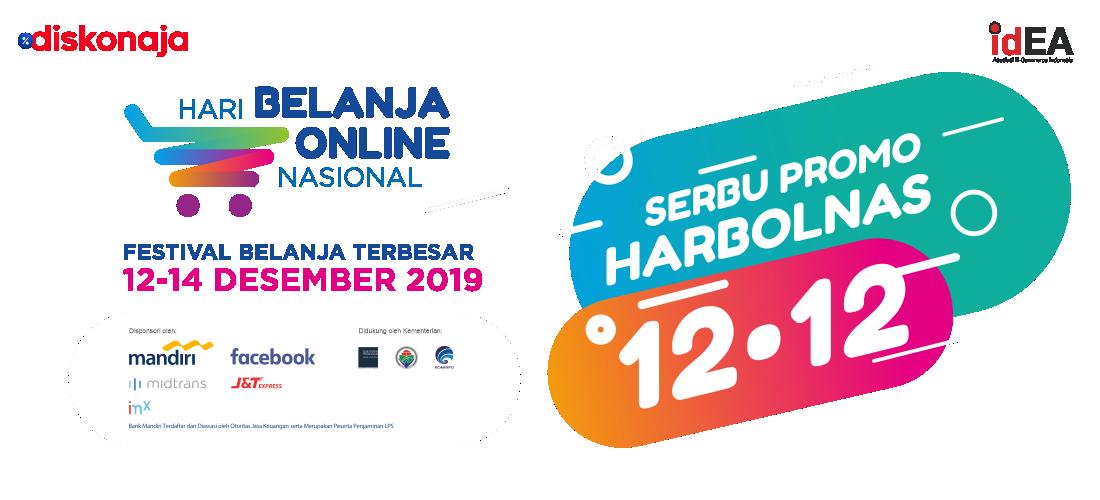 Promo Harbolnas 2019
