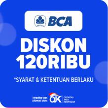 Diskon Rp120.000