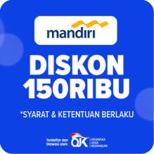Diskon Rp150.000
