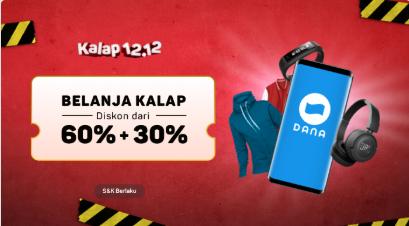 Diskon 60%+30%