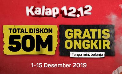 Total Diskon 50M