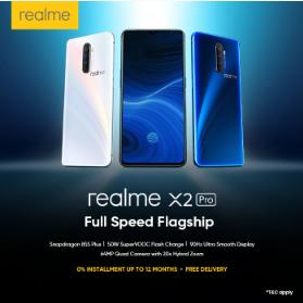 Realme X2 7.7JT