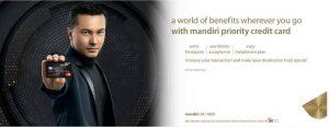 Promo kartu Kredit Mandiri