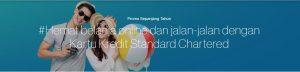 Promo Kartu Kredit Standard Chartered