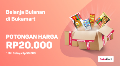 Diskon Rp20.000
