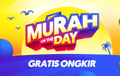 Murah Day Up to 80%