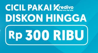 Diskon Rp300.000