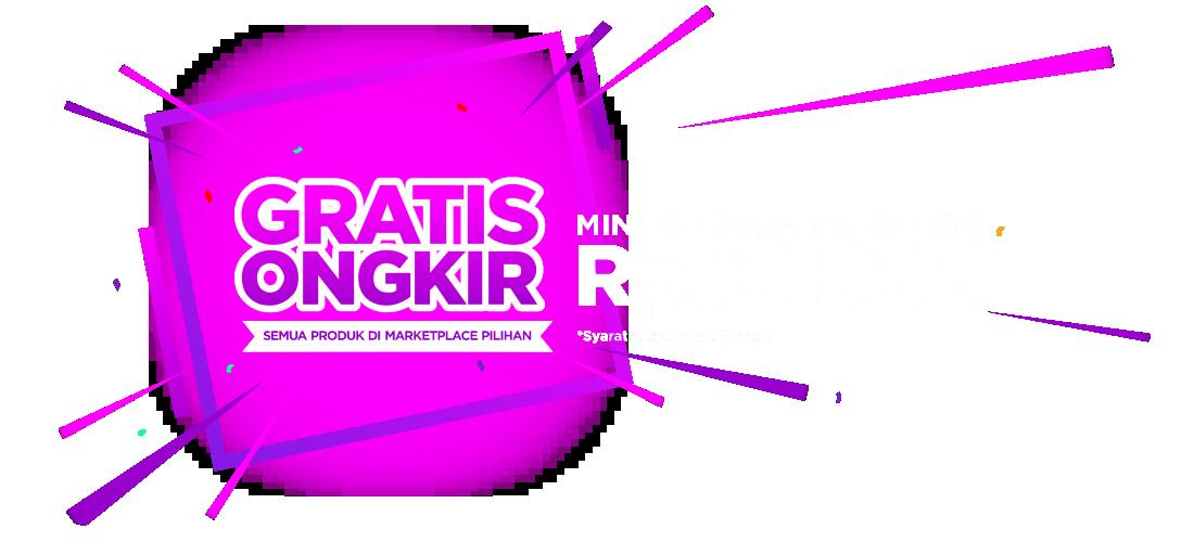 Promo Gratis Ongkir