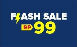 Flash Sale Rp99
