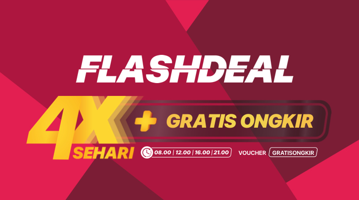 Flash Deal!